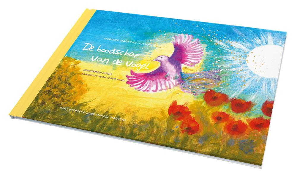 De boodschap van de vogel - Marieke Martens - Volmer
