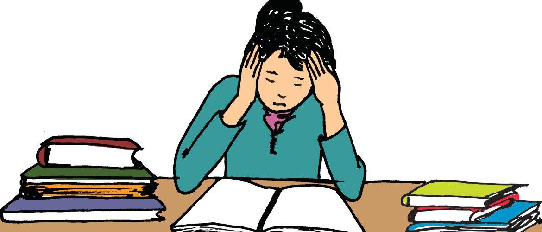 Blog stress